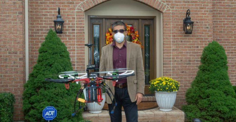 Telemedicine drone brings healthcare into your living room