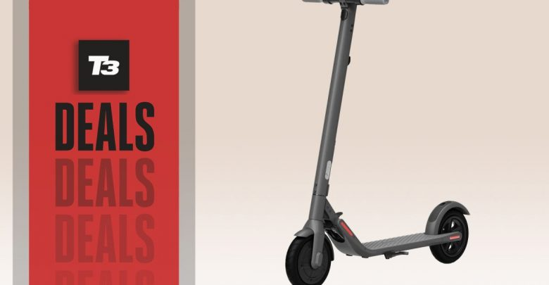 Inexpensive Segway Electric Scooter For Sale On Amazon: $ 100 Off Ninebot E22 Scooter