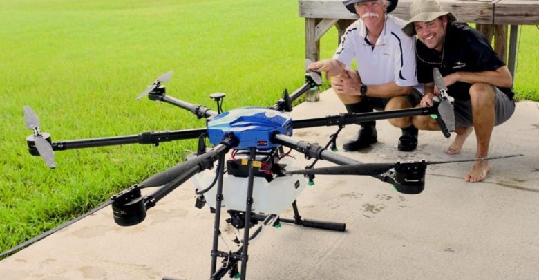 Mosquito Control Drones: New Technology for an Old Problem