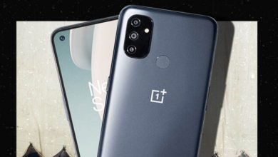 OnePlus Nord N100 lifestyle image