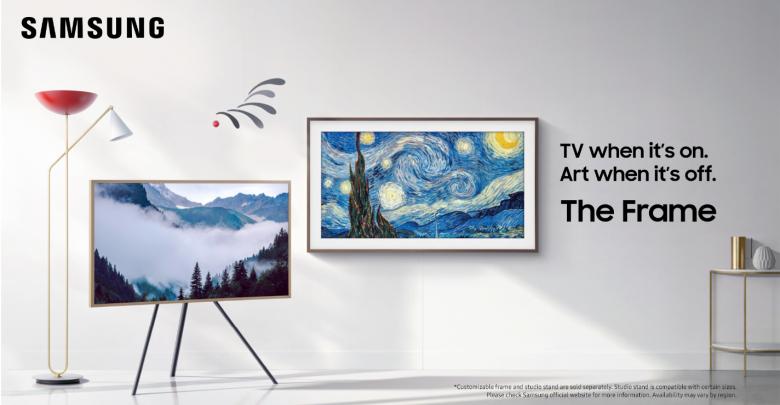 Samsung Frame TV 2020