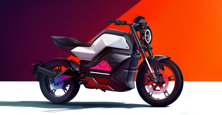 2022 NIU electric motorcycle + first kick scooter