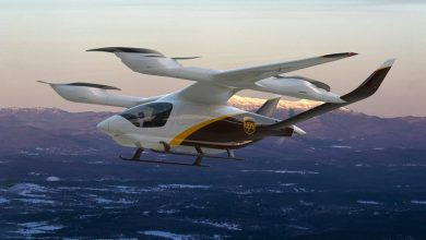 UPS purchase BETA Tech VTOL Aircraft Drone Delivery