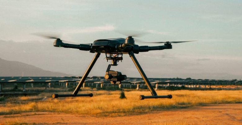 Introduction of the Gremsy MIO for Pro Drone applications