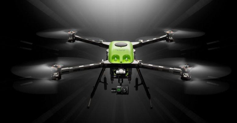 5 kommerzielle Drohnen Hergestellt in den USA