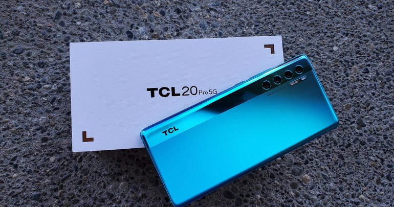 TCL 20 Pro 5G first impressions: Stunning design, beautiful display, powerful quad camera system rating
