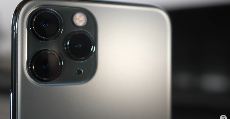 iPhone 11 Pro cameras pocketnow