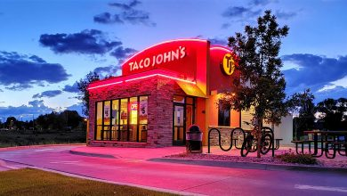 Scooter's Coffee suggested by Taco John in West Milwaukee