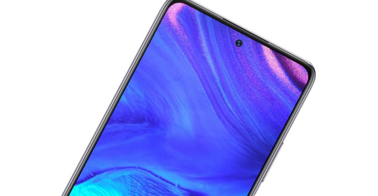 Leaked Infinix Note 10 Pro renderers show a big screen and five cameras