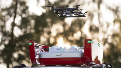 Fotokite Tethered Drone wins the iF Design Award
