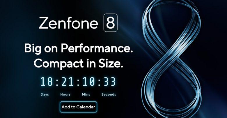 asus zenfone 8 series launch