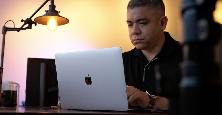 Video Capture MacBook Pro 13-inch M1 review