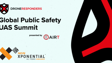 DRONERESPONDERS Public Safety Summit at AUVSI