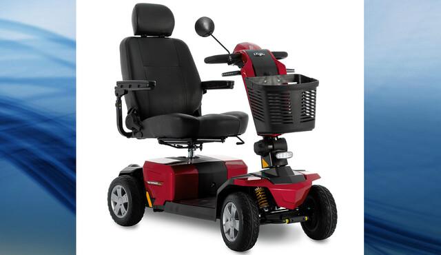 Kelowna Senior's mobility scooter was stolen from her last week - Kelowna News