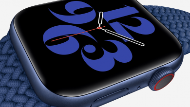 Apple Watch Series 6 case and band colors