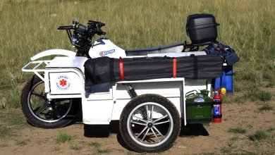 Catastrophic medical scooter project in the Eastern Cape for ...