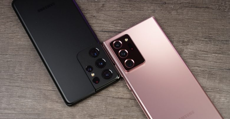 Changes at the Top of the Smartphone Market for the First Quarter of 2021