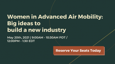 Women in Advanced Air Mobility: Building a New Industry