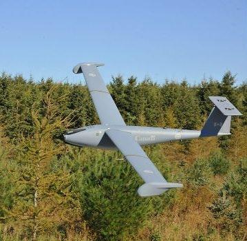 Canadian drone industry Volatus