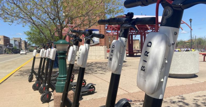 Electric scooter company storms in Elkhart