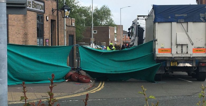 Update on Loughborough Mobility Scooter Crash with Truck