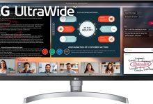 LG 34-inch UltraWide QHD Nano IPS Monitor