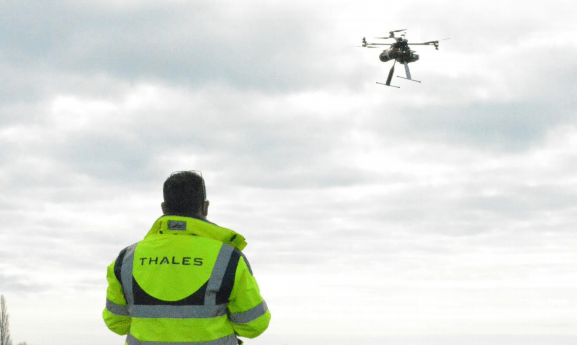 European consortium tests long-flying hydrogen cell drones