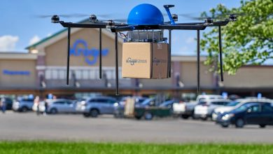 Drone delivery market is growing 53% CAGR