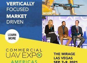 Commercial UAV exhibitors register for the September show