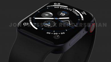 Apple Watch Series 7 jon prosser black