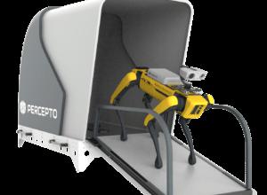Spot base for autonomous inspections