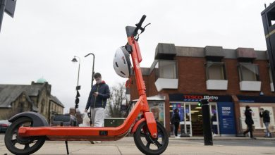 The Cumbria Constabulary is issuing an e-scooter warning