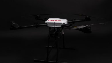 Auterion and Maxon partners for engines, avionics for drones