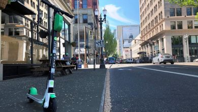 Thanks to COVID-19, the desire for creative commuter solutions, sales of e-scooters are increasing compared to the previous year