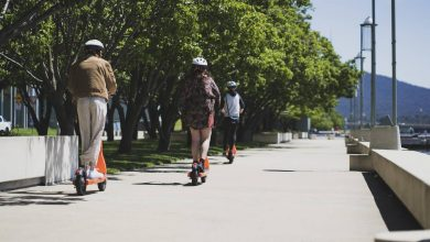 Canberra's e-scooter program is supported by the survey |  strongly supports The Canberra Times