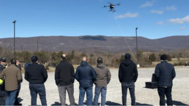 How to catch a drone: DroneShield, Zenith AeroTech partner
