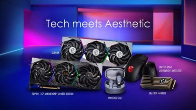 MSI introduces limited edition graphics cards, wireless earbuds and more