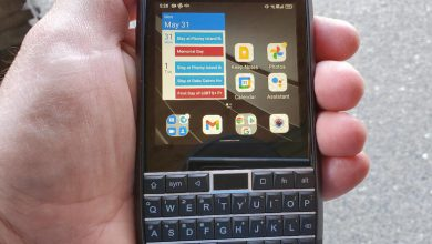 Unihertz Titan Pocket in the test: robust Android phone in pocket size with QWERTZ keyboard