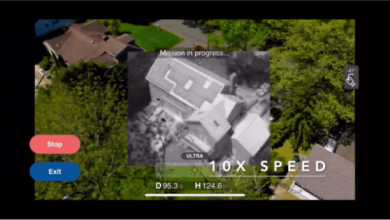 Videogrammetry for Thermal Mapping - DRONELIFE