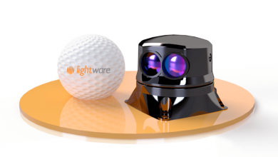 The world's smallest MicroLiDAR eyes for drones