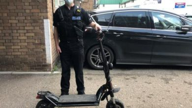 E-Scooter Police: Efforts to take action against illegal drivers