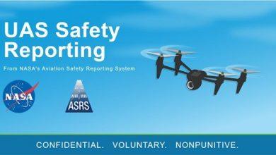 NASA UAS Safety Reporting