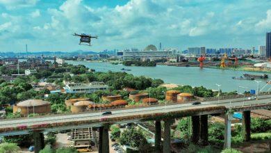 EHang ships AAVs passenger drones for coronavirus