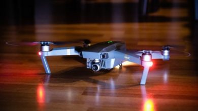 Steve Rhode Pillar drones for public safety in Flux