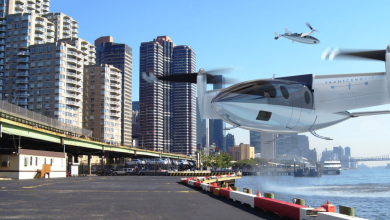 Transcend VTOL aircraft are changing the status quo