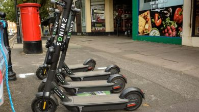 Violating e-scooter drivers in North Staffordshire can now be fined