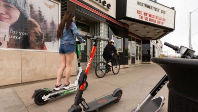 E-scooter compliance is improving in Edmonton, only two tickets were issued during the weekend enforcement flash for illegal sidewalk use