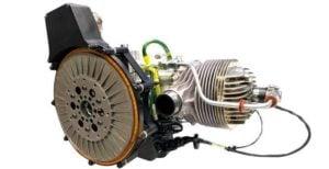 hybrid electric generator systems