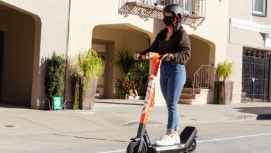 Ford micromobility subsidiary Spin launches first self-made e-scooter - TechCrunch