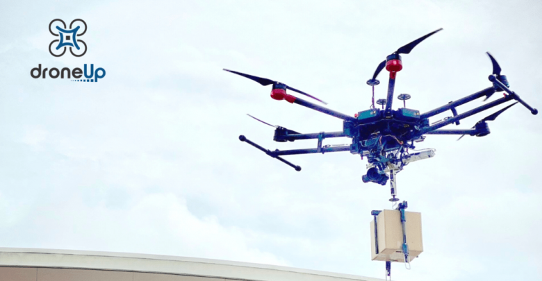 DroneUp selected for FAA BVLOS ARC